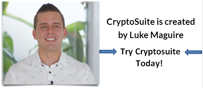 CryptoSuite ​by Luke Maguire